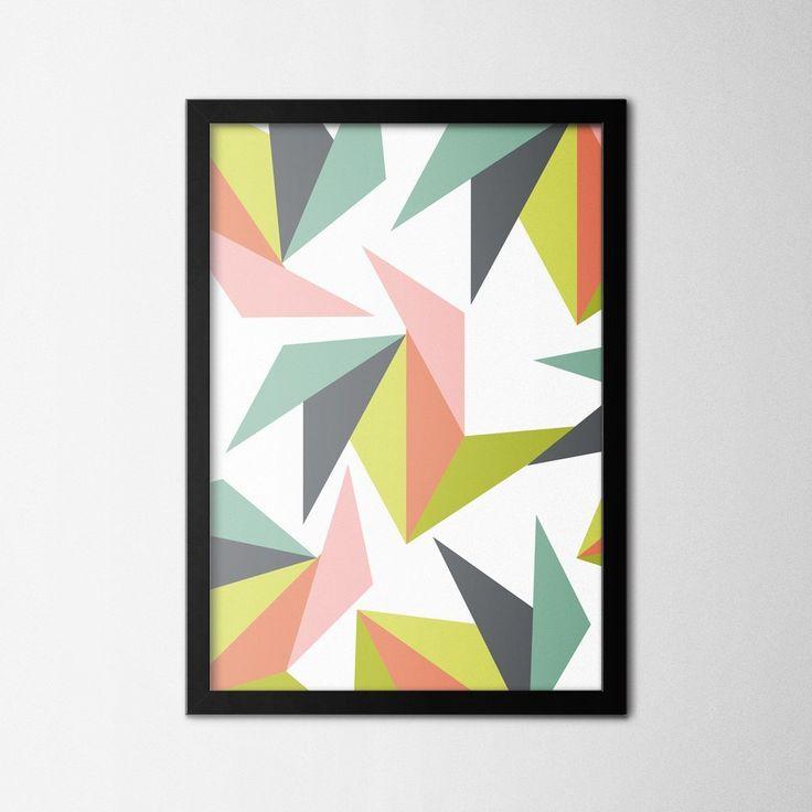 Scandinavian Origami - Northshire - Metal Wall Art - Metal Wall Decor    #interior #wallart #interiors #interiordesign #inspiration #decor  #decoration #design #ideas #giftideas #art #artforsale #artoftheday #designer   #handmade #homedecor #home #print #artprint #poster #decorationideas #conceptdesign #styling #office #wallart #walldecor #scandinavian #geometric  #origami