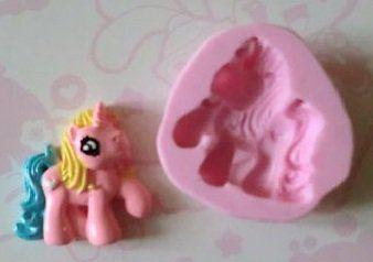 STAMPINI IN SILICONE PER FIMO My Little Pony cakepins.com