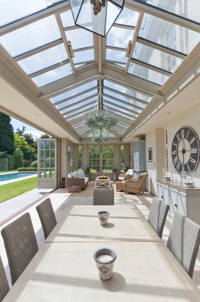 96 best conservatory d cor images on pinterest home for Orangery interior design ideas