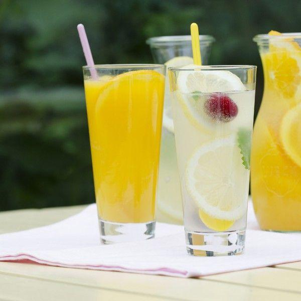 Forfriskende limonader!