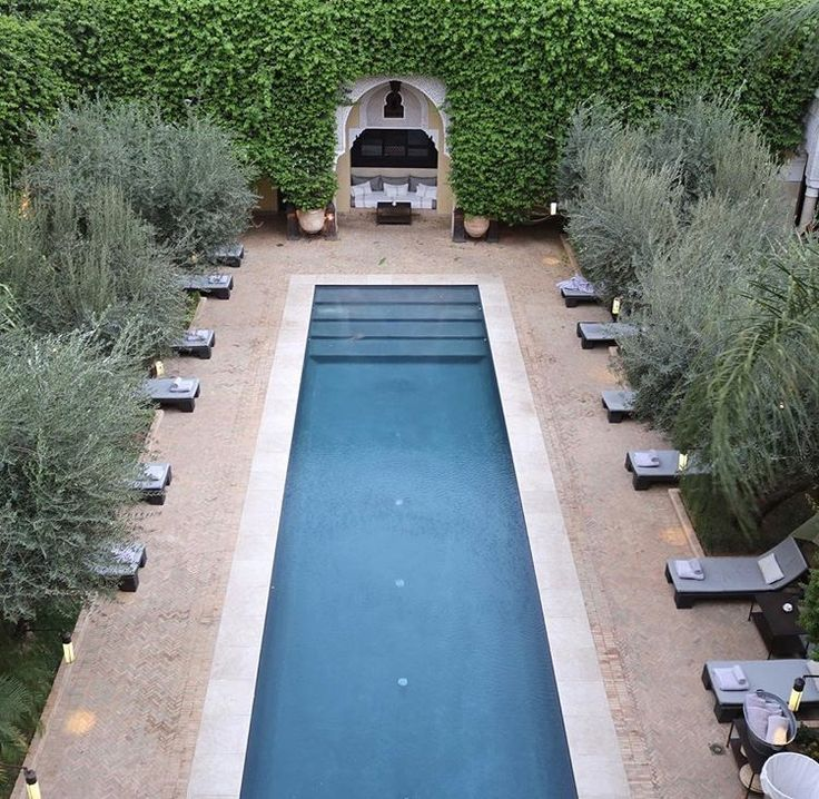 Michael Louis Private Villa in Marrakech - Villa Des Orangers   - World Of Michael Louis  #MichaelLouis