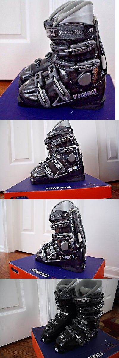 Youth 21240: New 2013 Tecnica Innotec 4.5L Mondo 23.5 Women 5.5 Ski Boots $355 BUY IT NOW ONLY: $63.0