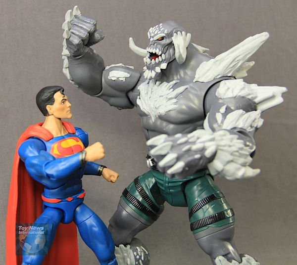 """DC Multiverse 6"""" Rebirth Superman Figure Video Review & Image Gallery"""