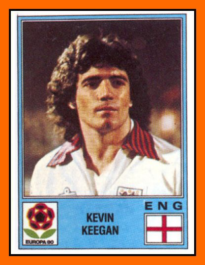Kevin KEEGAN 1972-1982 England 63 Caps 21 goals  Honours : Liverpool Football League First Division : 1972–73, 1975–76, 1976–77 FA CUP: 1974 European Cup: 1977 UEFA Cup: 1973, 1976 Hamburg German Bundesliga : 1978–79  Individual Honours : Ballon d'Or: 1978, 1979 FWA Footballer of the Year: 1976 PFA Players' Player of the Year: 1982