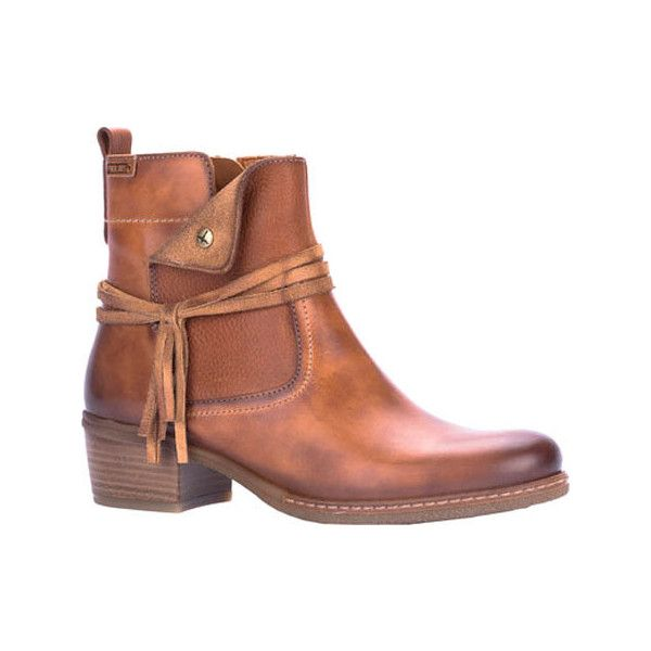 Short Brown Cowboy Boots Tsaa Heel