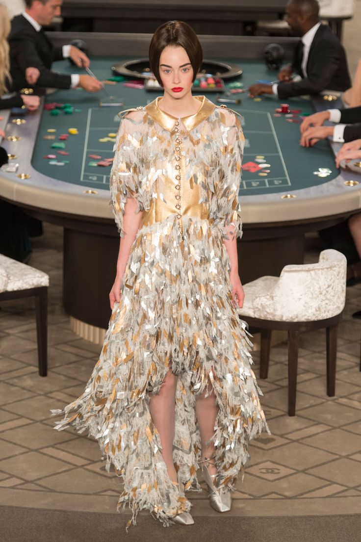 At the Chanel Casino, Kristen Stewart's a High Roller and Kendall Jenner's aBride | StyleCaster