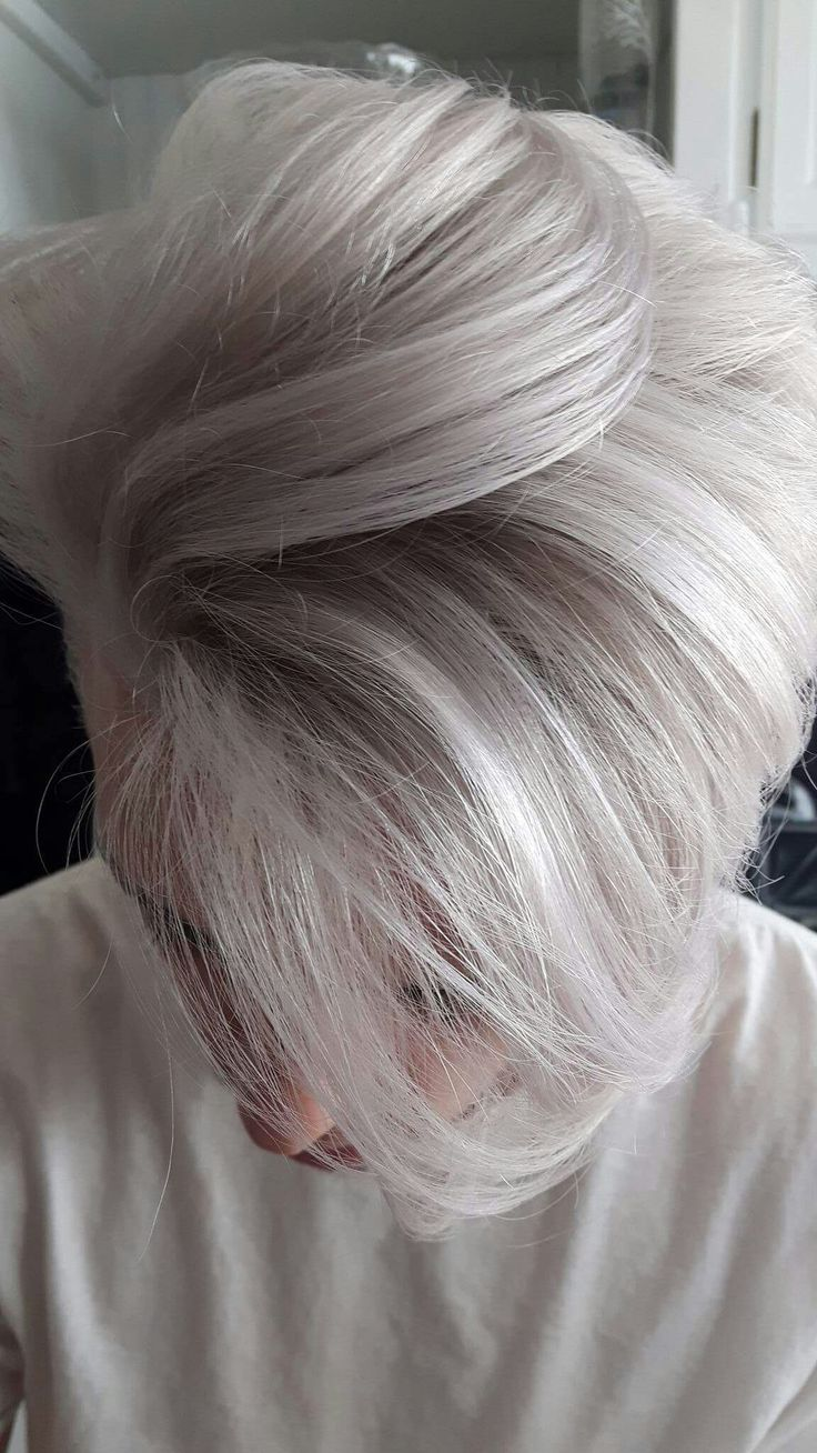 Grey White Silver Bedroom: Best 25+ White Hair Ideas On Pinterest