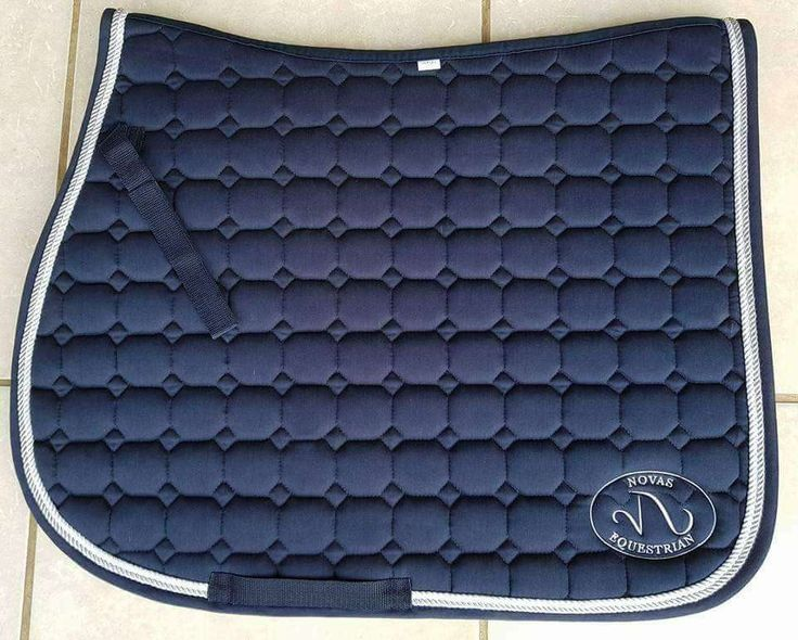 Novas Equestrian numnah saddlepad. When only the best will do!