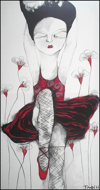 Florencia Troisi illustration