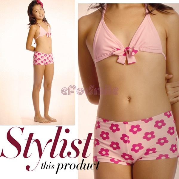 girls kids swimwear swimsuit bikini bathers size 1 10