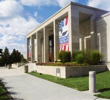 Truman Library. Years of Service: 1945-1953