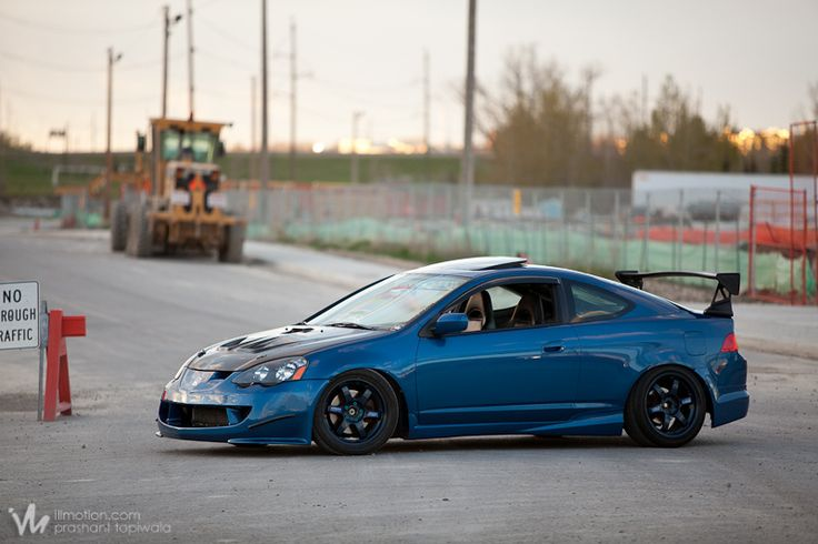 Mugen Acura RSX