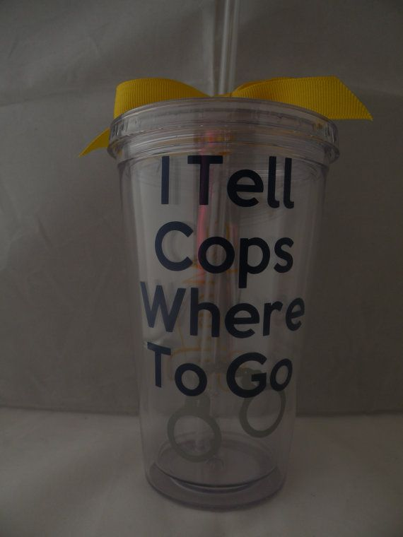Personalized Dispatcher 911 Operator Tumbler. by MandysVinylDecor
