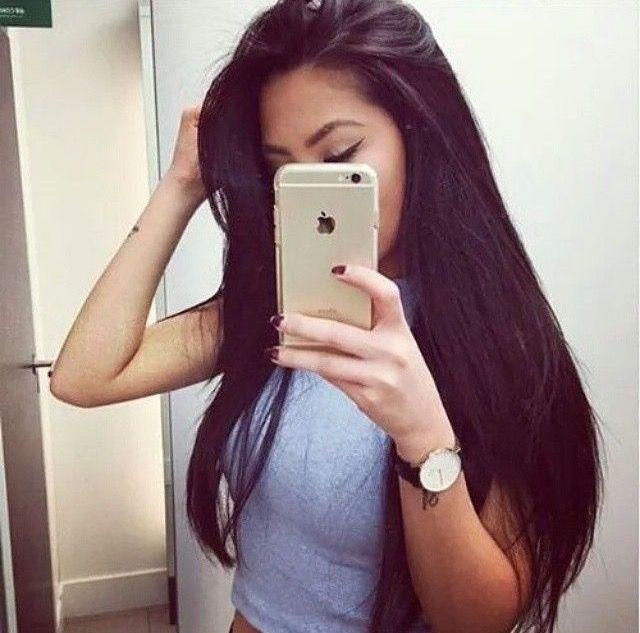 Beautiful Black Teens Iphone Selfies