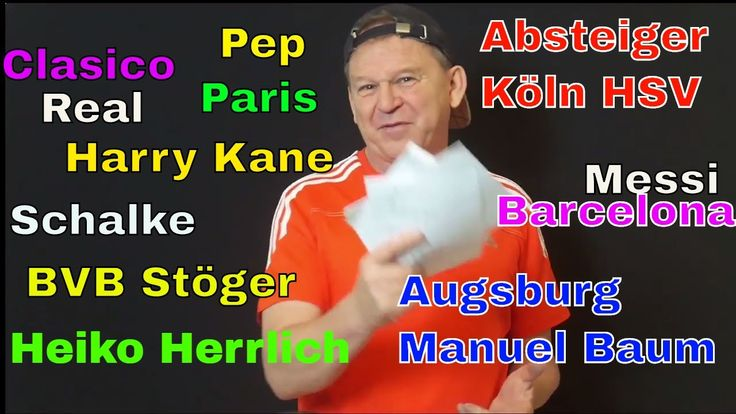 "Fußball News zu 2018 ""Der Fußball Talk""-1.FC Köln Hammer-HSV steigt ab-1..."