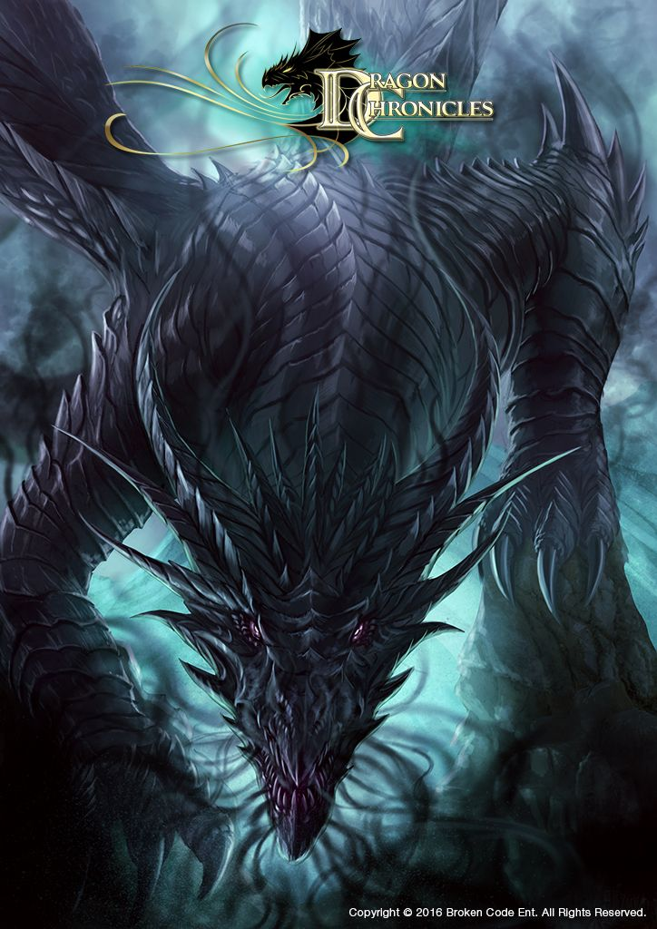 Shadow Dragon by Robert Crescenzio | Fantasy | 2D | CGSociety