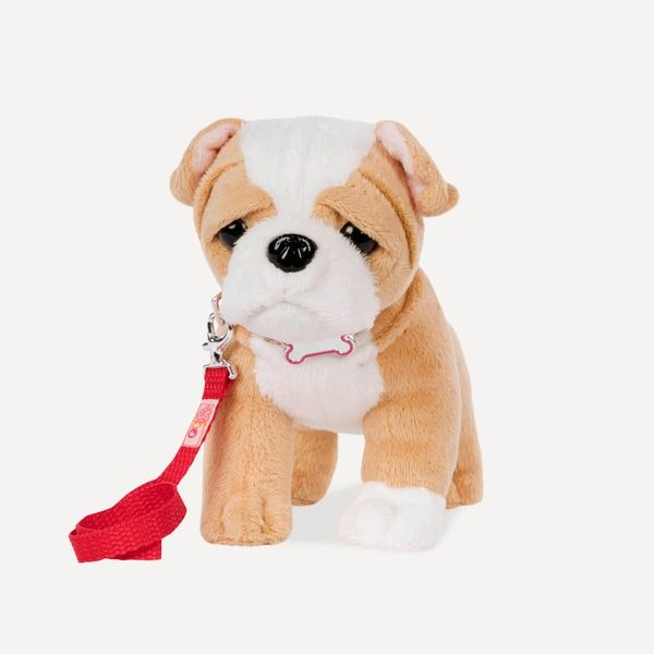Our Generation Bulldog Pup 15cm Smyths Toys Toys Uk Pup Toys