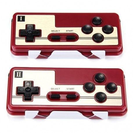 Compra tu controlador o mando retro USB de 8Bitdo para jugar a los clásicos de Nintendo. Disponible en Vayava al mejor precio. Envíos en 2-3 días laborables.