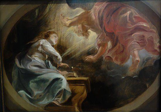paul rubens | Peter Paul Rubens: Christi Himmelfahrt Bild från Gemaldegalerie der ...