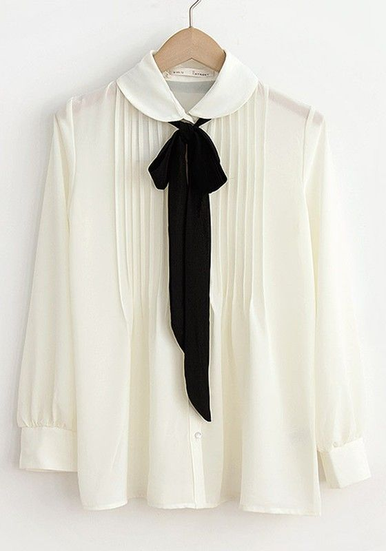 17 Best ideas about Chiffon Blouses on Pinterest | Blouses, Work ...