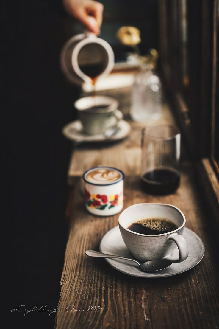Beautiful Mood Coffee Photography Coffee Smoothies Dark Food