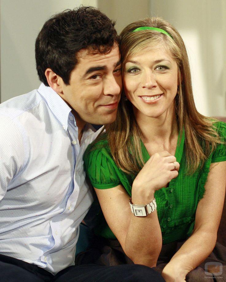 Pablo Chiapella y Eva Isanta