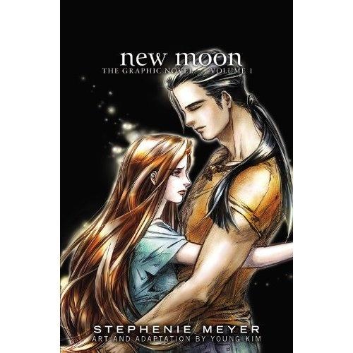 $10.19 New Moon: The Graphic Novel, Vol. 1 (The Twilight Saga) (9780316217187): Stephenie Meyer, Young Kim: Books