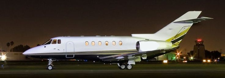StarJets - Hawker 800/800A