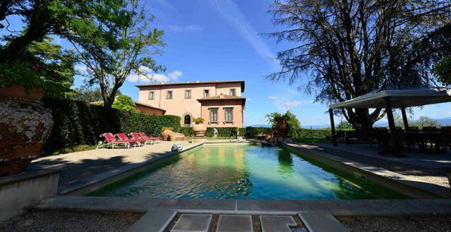 The Pool u003c3 Villa Mangiacane Pinterest Villas - villa mit garten und pool