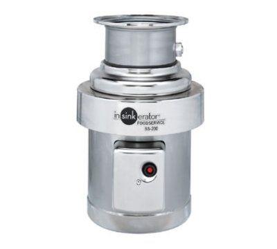 InSinkErator SS-200-18C-MRS 2303 Disposer Pack w/ 18-in Bowl, Manual Reverse Switch, 2-HP, 230/3 V, Each InSinkErator SS-200-18C-MRS 2303 Disposer Pack w/ 18-in Bowl, Manual Reverse Switch, 2-HP, 230/3 V.  #InSinkErator #HomeImprovement