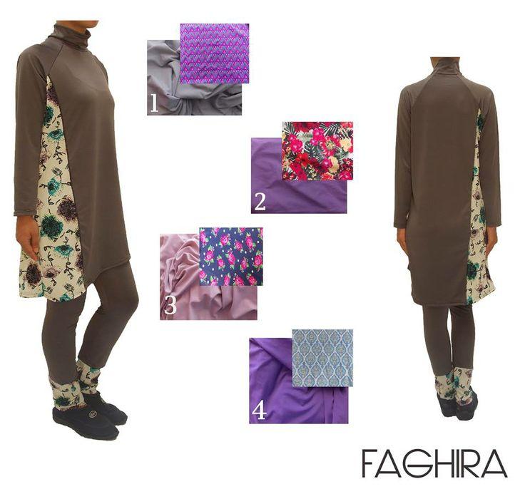 Burkini www.faghira.com