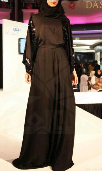Black Abaya ♥