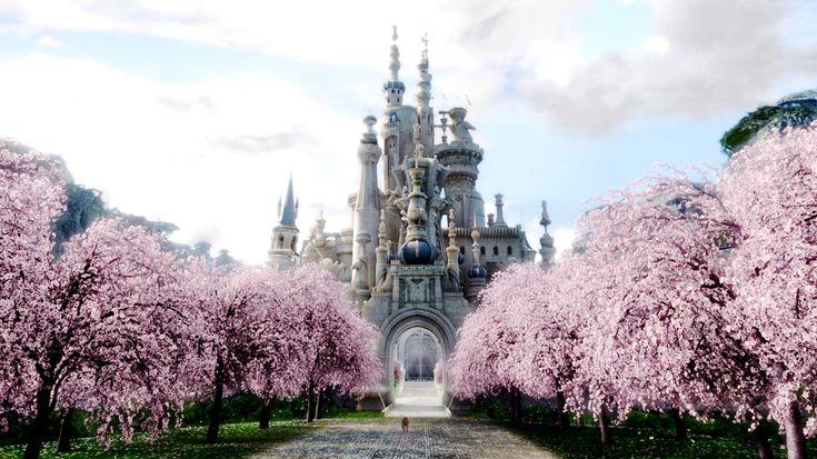 alice in wonderland   scene from Walt Disney Pictures Alice in Wonderland (2010)