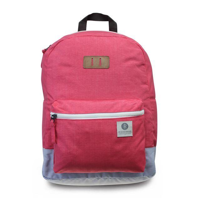 Ridgebake Backpak Blend - Pink & Icy Blue