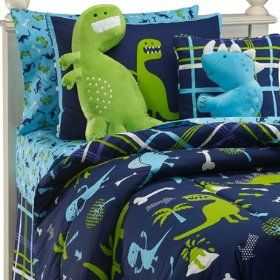 Bedding for Mason's room