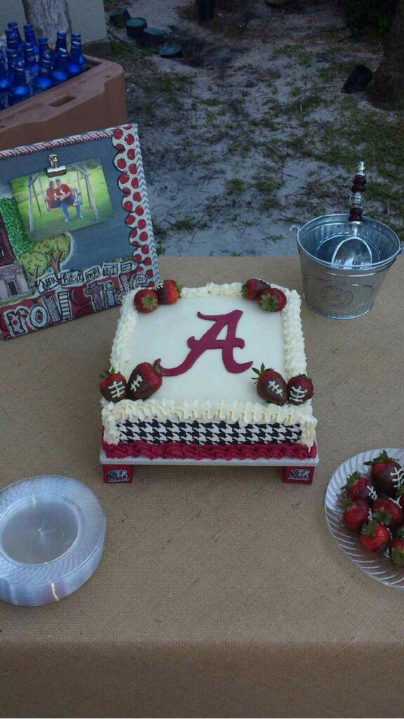 Best 25 Alabama Grooms Cake Ideas On Pinterest Alabama