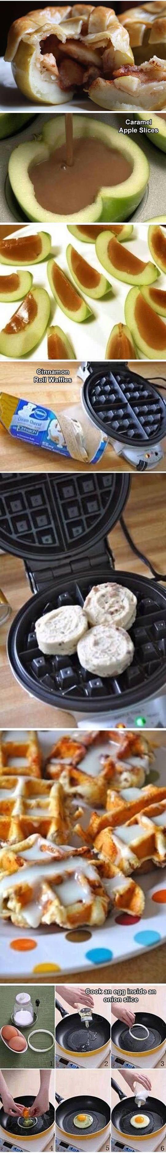 Food hacks everyone should know…