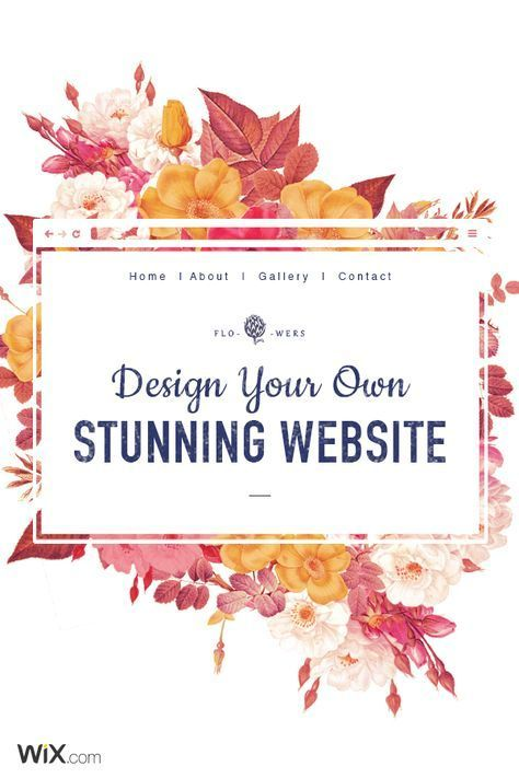 Create your free website with Wix Free Website Builder, the…