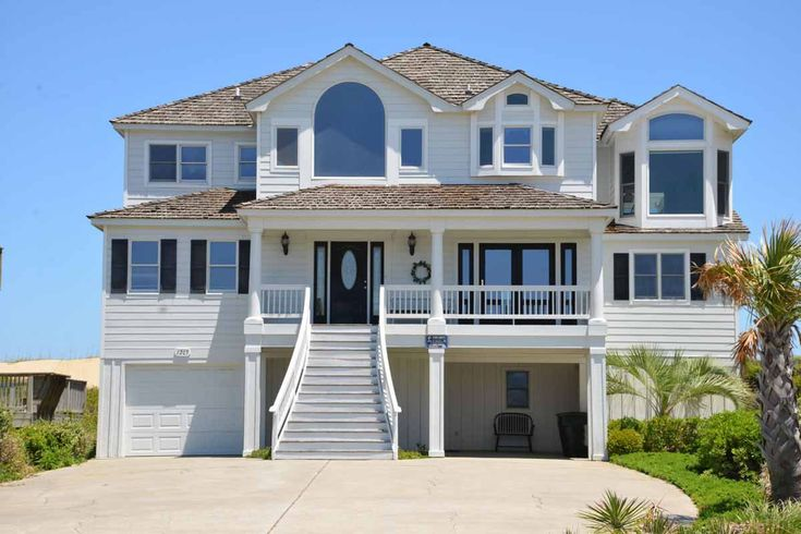 A perfect Outer Banks, NC 5-bedroom, 4-bathroom House ...