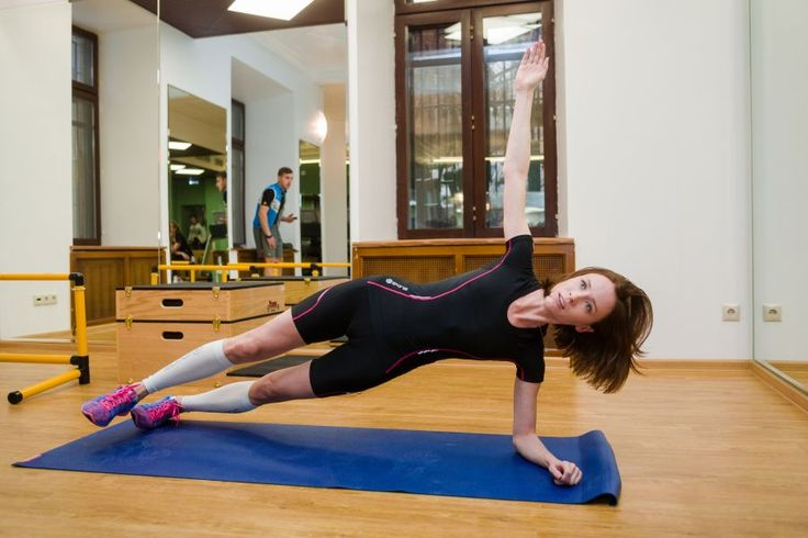 укрепляем мышцы и развиваем баланс