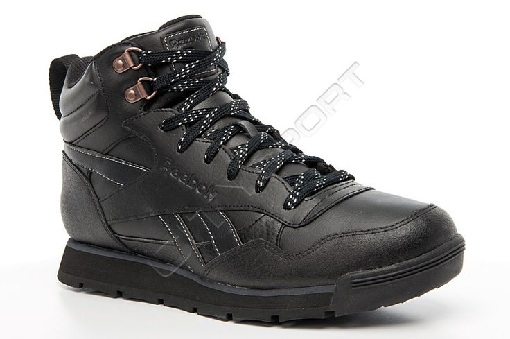 Reebok Buty Męskie Royal Hiker LTHR Black/Graphite/Copper - Adidas,Nike,Reebok,Puma,And 1,Buty sportowe - 242