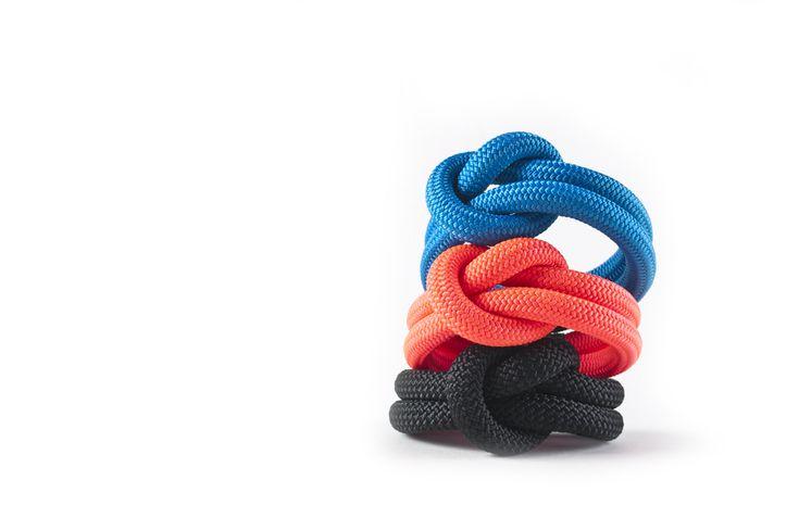Joti Knot, Oval Knot Bracelets
