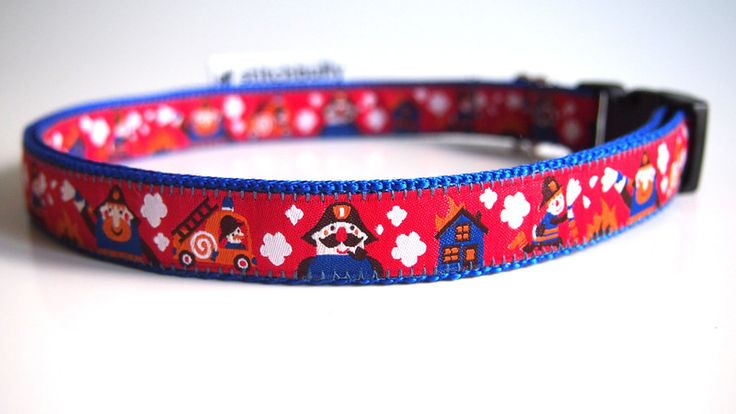 Gürtel - Kinder Gürtel Kindergürtel Feuerwehr Mann Löschen - ein Designerstück von DIVENDO bei DaWanda