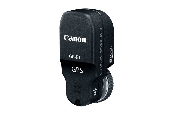 Canon GPS for new gear EOS 1Dx
