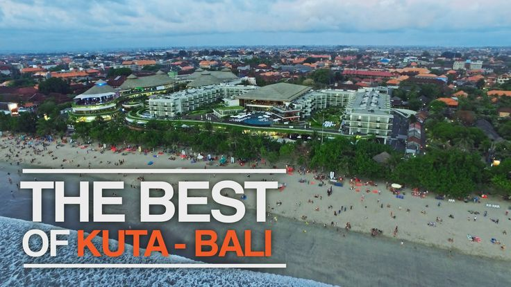 The most iconic spot in the island, Kuta Beach, hasn't lost its charm. Take a little tur through Bali Go Live video by clicking the pict