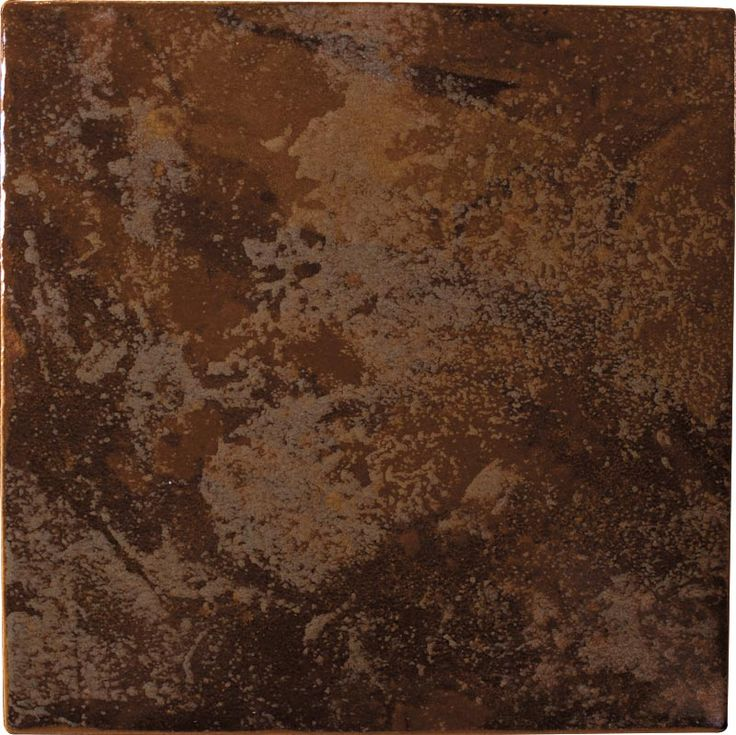 """Coral - Brown Coral series tile from NPT. A bolder earthy tile with moderate variance. Multiple color choices in 2""""x2"""" and 6""""x6"""" with optional accent tiles."""