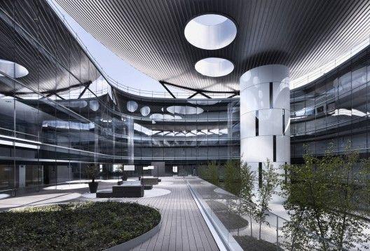 Rey Juan Carlos Hospital / Rafael De La-Hoz   ArchDaily