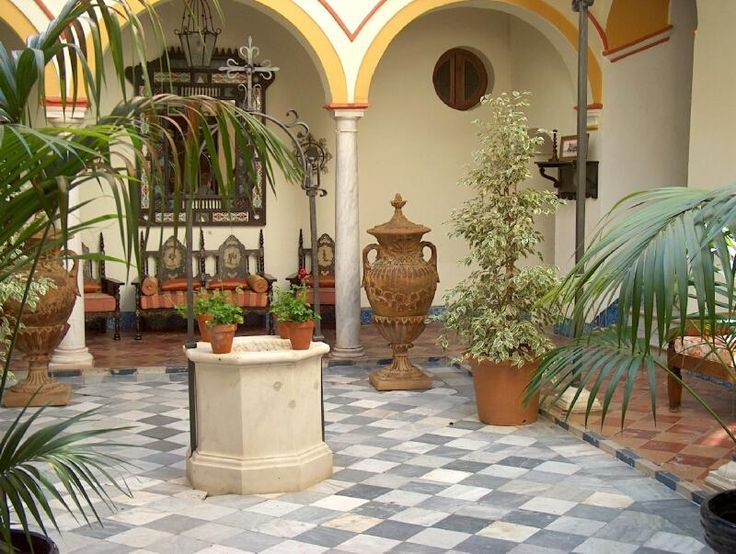 Mejores 171 im genes de patios andaluces en pinterest for Patios andaluces decoracion