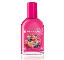 """Yves Rocher's Eau de toilette """"Fruits Rouges"""""""
