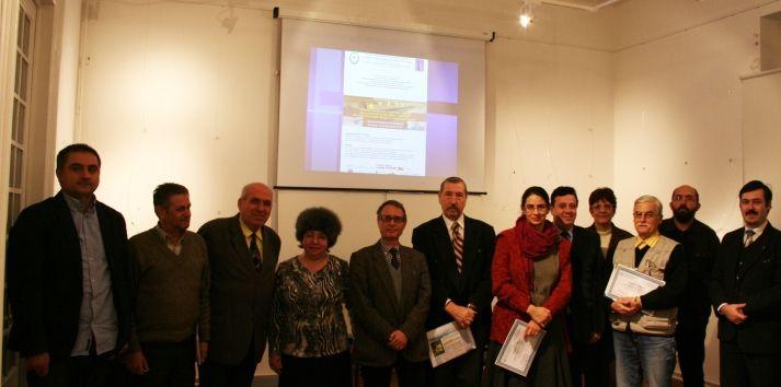 Reforma europeana a politicilor spatiale prin proiectele SUERD - UAR, 12-13 decembrie 2012